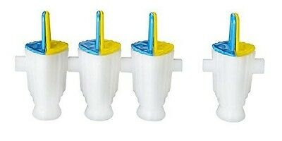Cuisipro Dual Flavor Pop Mold (Set of 4)