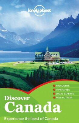 Lonely Planet Discover Canada (Travel Guide) by Ver Berkmoes, Ryan Paperback The