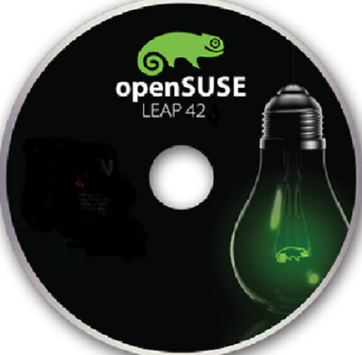Latest New Release open SUSE 42.3 - 64 Bit BOOTABLE DVD Linux OS