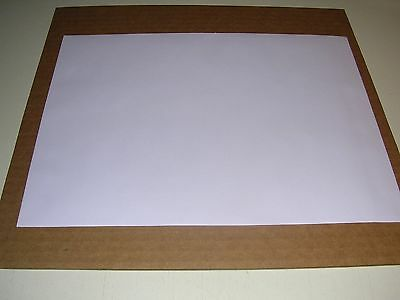 9x12 Envelopes 28# Bright White Booklet - 50 Per Package