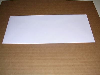 Diamond Wove No. 11 White Business Envelopes
