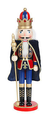 Jeco Inc. Nutcracker King with Cape
