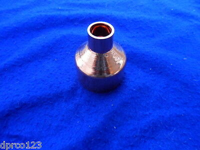 """3"""" x 1"""" COPPER REDUCER COUPLING COPPER BELL COUPLER REDUCER FREE SHIPPING"""