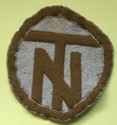 Vintage Wool Tennessee Patch