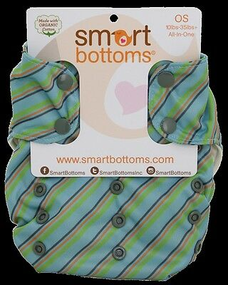 Jack - Smart Bottoms Smart One Diaper 3.1 - Organic