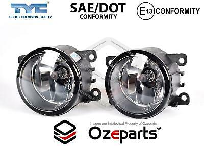 Ford Falcon BF Series 2  06~08 Pair LH+RH Fog Light Spot Driving Lamp