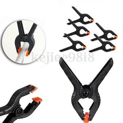 5X Photo Studio Light Photography Background Clips Backdrop Stand Clamps A Type