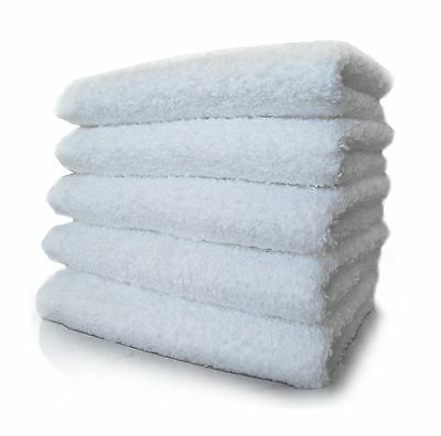10 x 100% Pure Cotton Beauty Salon Treatment Towels.