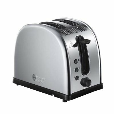 Russell Hobbs 21290 Legacy 2 Slice Toaster in Polished Stainless Steel Silver
