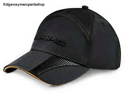New Genuine Mercedes-Benz Black AMG GT Baseball Cap MB66952708 Great gift