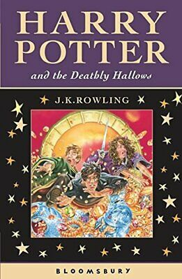 Harry Potter and the Deathly Hallows (Harry Potte... by Rowling, J. K. Paperback