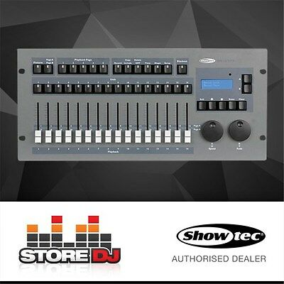 Showtec Scanmaster SM-16/2 FX DMX Lighting Controller with Effects Engine (512 C