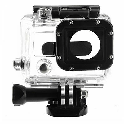 40M Gopro Hero 3 Camera Diving Underwater Housing Case Waterproof Cover Mount