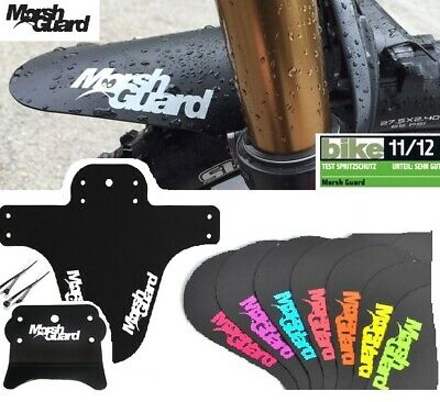 Marsh Guard Plus Mud Schutzblech Matsch Spritzschutz the Stash bike MTB Fender