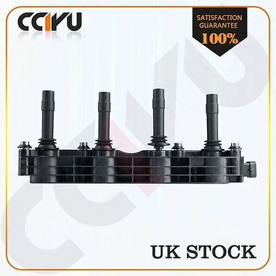 For Vauxhall Corsa C Astra F G Combo Vectra Zafira Tigra 1.6 Ignition Coil Pack