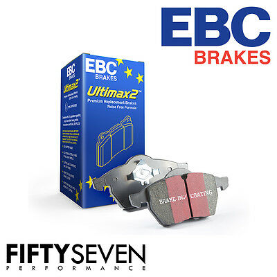 EBC Ultimax Front Brake Pads Audi TT 8N 1.8T Quattro 225PS (DP1330)