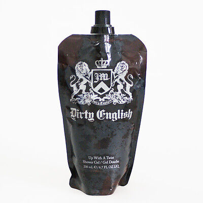 Juicy Couture, Dirty English,  Showergel / Duschgel,  200ml