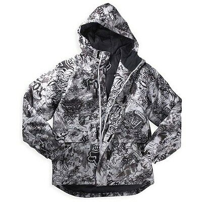 Fox Men's Changes Jacket White Small