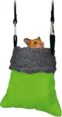 Trixie Cuddly Bag Bed / Hammock Hamster Mouse Gerbil 6266