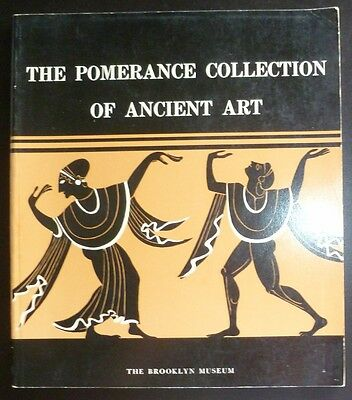 1966 The Pomerance Collection of Ancient Art Exhibition Catalogue Greek Egyptian