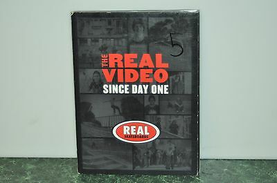 Real Skateboards Since Day One DVD Chima, Hardy, Busenitz, Wair, Brock