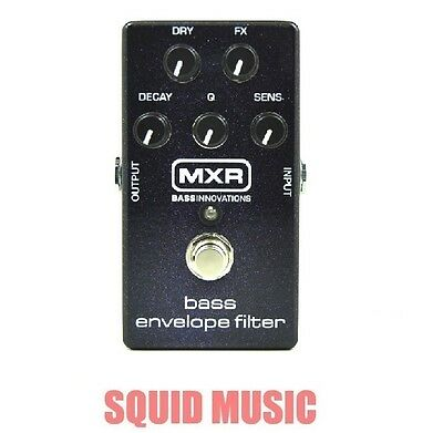 MXR Dunlop M82 Bass Envelope Filter Effects Pedal M-82 ( OPEN BOX )