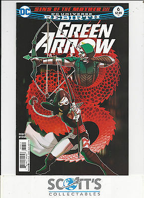 Green Arrow  #6   Nm  New   (Bagged & Boarded)  Freepost