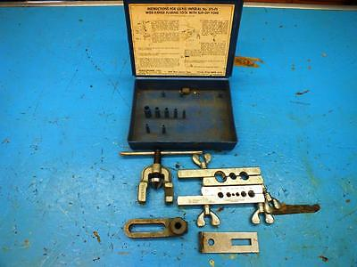 """Imperial 375-FS FLARING TOOL 1/8""""-3/4"""""""