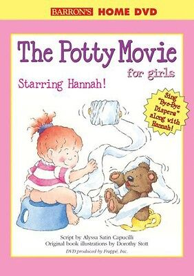Potty Movie For Girls (2007, DVD NEW) Bar500