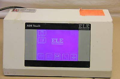 ELE International ADR Touch Advanced Digital Readout for compression load test