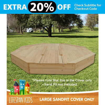 Sandpit Cover Only to Fit the Lifespan Kids Toy Large Sand Pit