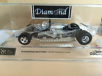 02106 Src Diamond Series Limited Edition Renault Only 350 Made Slot Car 1:32