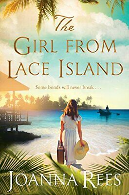 The Girl from Lace Island by Rees, Joanna Book The Cheap Fast Free Post