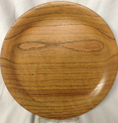 "Billie's Country Impressions Western Grove Arkansas Ar 9.75"" Wood Plate Ozarks"