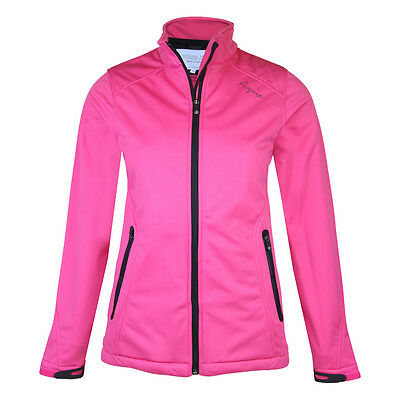 ProQuip Isla Soft Shell Wind 360 Jacket Pink