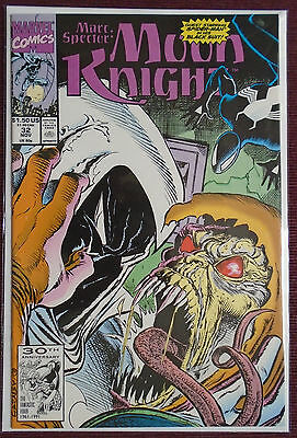 Marc Spector Moon Knight (1989) #32, VF 8.0
