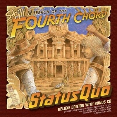 Status Quo - In Search Of The Fourth Chord [CD New]