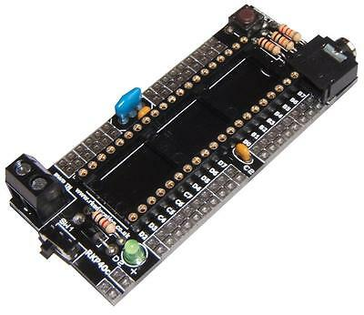 Rk Education - RKP40C KIT - Project Pcb For 40pin Picaxe