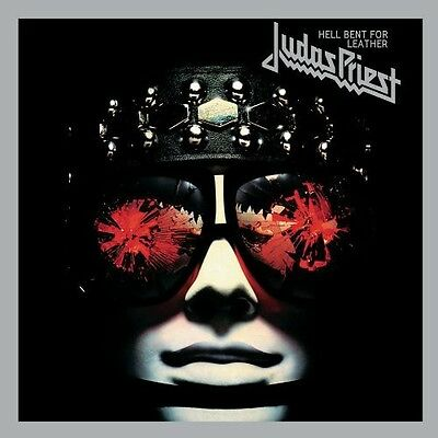 Judas Priest - Hell Bent for Leather [New CD]