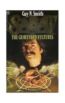The Graveyard Vultures (Sabat) by SMITH, GUY N Paperback Book The Cheap Fast