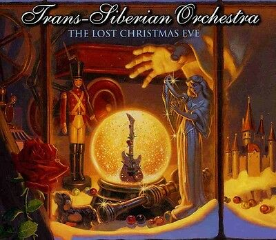 Trans-Siberian Orchestra - Lost Christmas Eve [New CD]