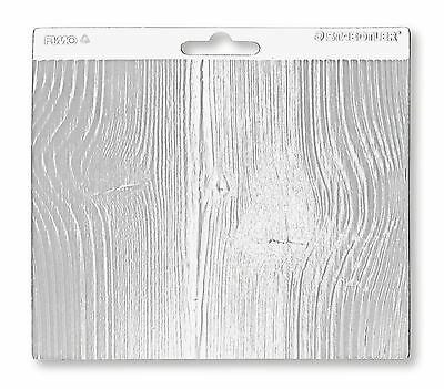 Staedtler Fimo Single WOOD Texture Sheet Craft Art Fun 16.7cm x 14cm