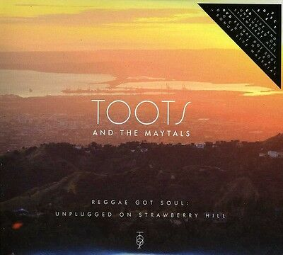 Toots & the Maytals - Unplugged on Strawberry Hill [New CD]