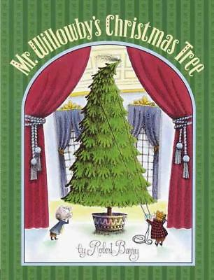 Mr. Willowby's Christmas Tree [9780385327213] New Hardcover Book