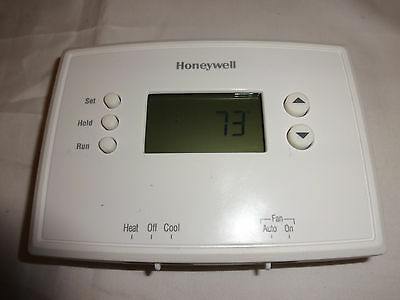 Honeywell #RTH221B  7-Day Programmable Thermostat for Heating/Cooling - Open