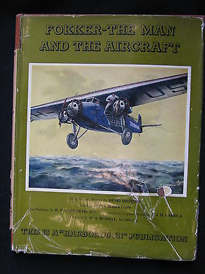 Garden City Press Fokker The man and the Aircraft Henry Hegener (English)