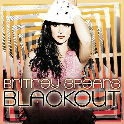 Britney Spears - Blackout [New CD]