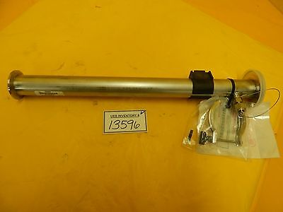 Edwards NRY0DN523 High Vacuum Tube Tee NW50 to NW40 4VCR Stainless Steel New