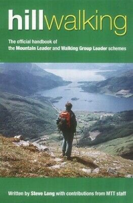 Hill Walking: The Official Handbook of the Mountain ... by Long, Steve Paperback