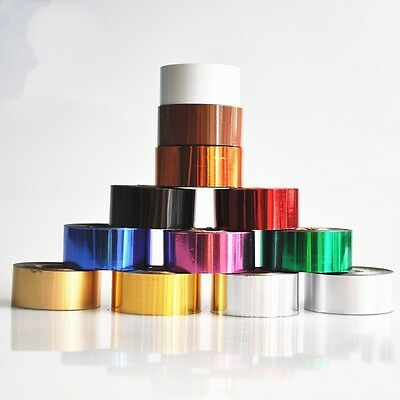 12 Colors Imported 183 hot leather/Cloth/Cover/Gold Hot Foil Stamping Paper